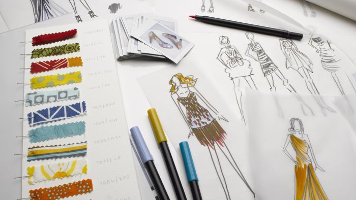 What Are Fashion Design Sketches?