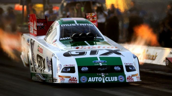 How Fast Do Funny Cars Go?