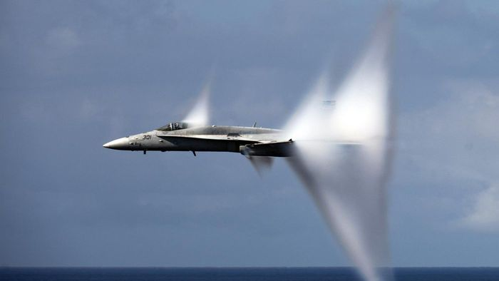 How Fast Is Supersonic Speed?