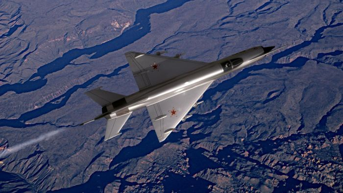 What Is the Fastest Fighter Jet in the World?