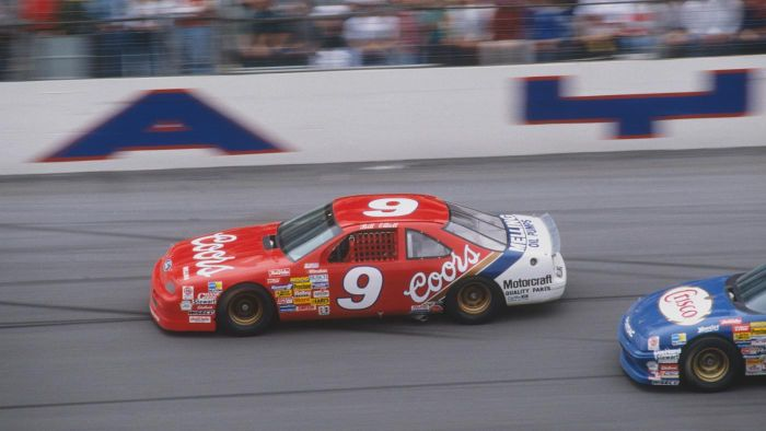 What is the fastest NASCAR speed recorded?