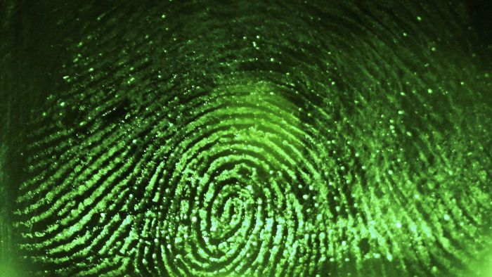 Are My Fingerprints on Record?