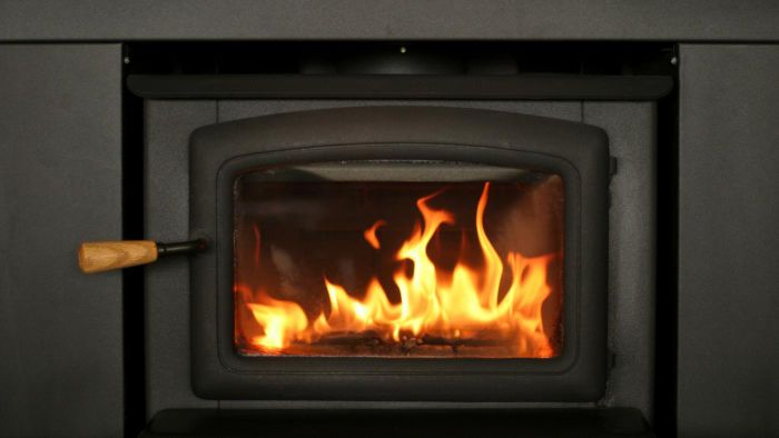 What Are Fireplace Inserts Made Out Of?