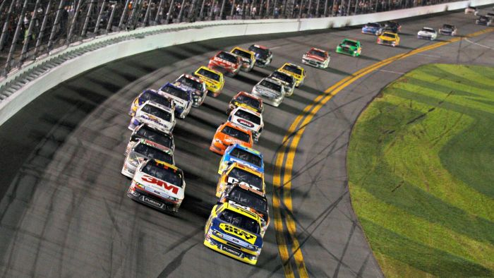 When Was the First Daytona 500 Night Race?