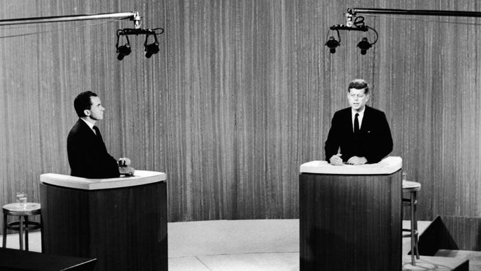 When Was the First Official General Election Debate?
