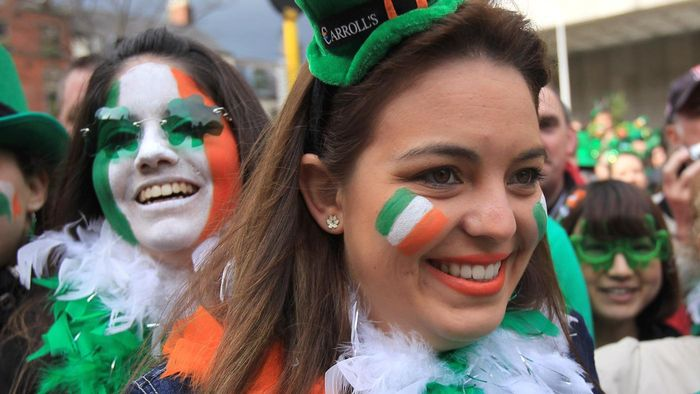 When Was the First St. Patrick's Day Parade in Ireland?