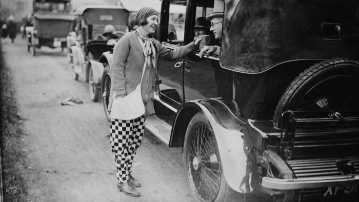 Who Was the First Woman to Wear Trousers?