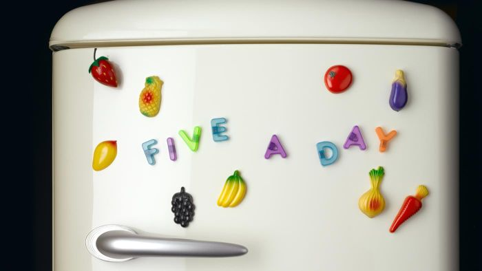"Why Is ""five a Day"" so Important?"