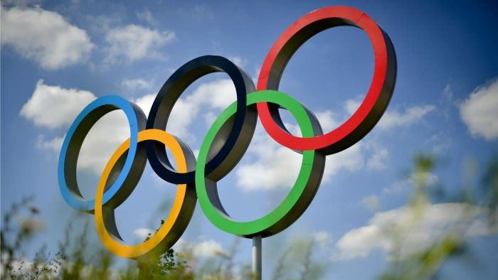 Why Are There Five Olympic Rings ?