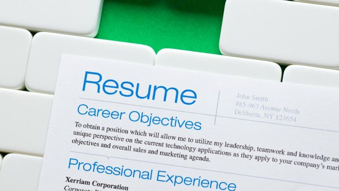 What Font Size Should You Use on a Resume?
