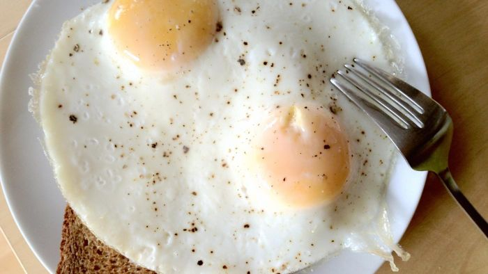 What Food Group Do Eggs Fall Under?