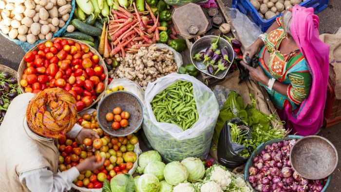 What Food Do People Eat in India?