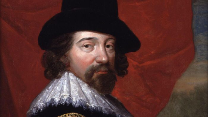 What was Francis Bacon famous for?