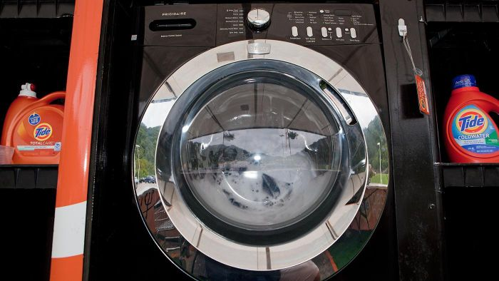 What Is a Frigidaire Front-Loading Washer?
