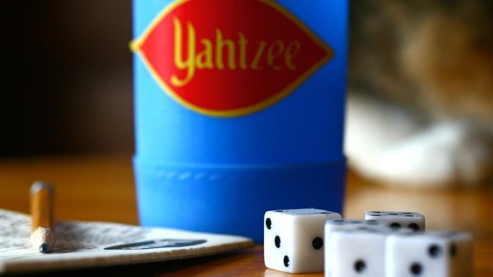 What is a full house in Yahtzee?