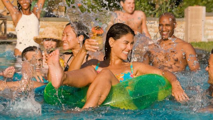 What Are Some Fun Pool Party Ideas?
