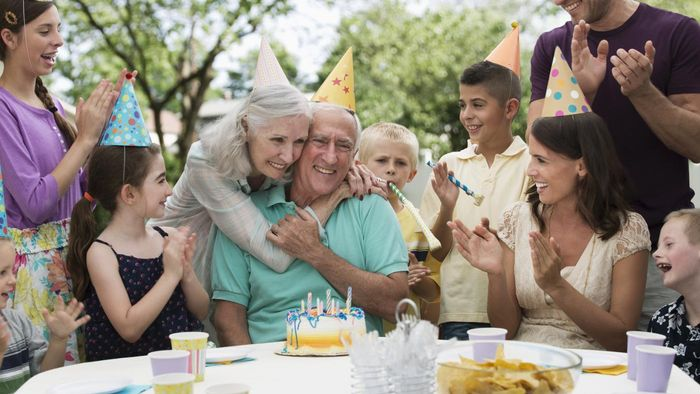 What Are Fun Themes for a 65th Birthday Party?