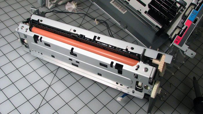 What Is a Fuser Kit on a Printer?