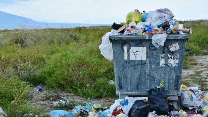What Are Some Forms of Nonbiodegradable Waste?