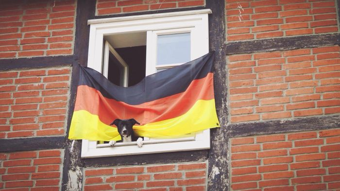 What Does the German Flag Represent?