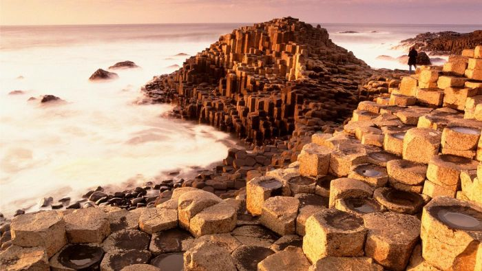 Where Is the Giant's Causeway?