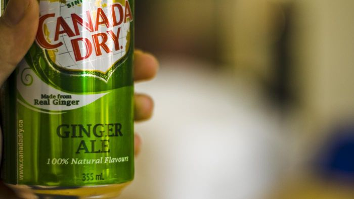 Why Does Ginger Ale Help Stomach Aches?