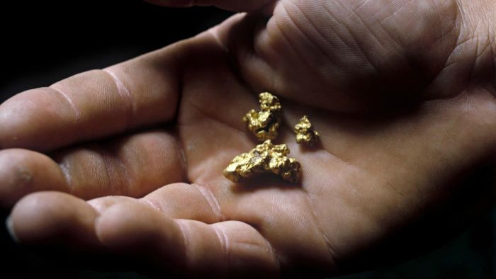 Where Does Gold Come From?