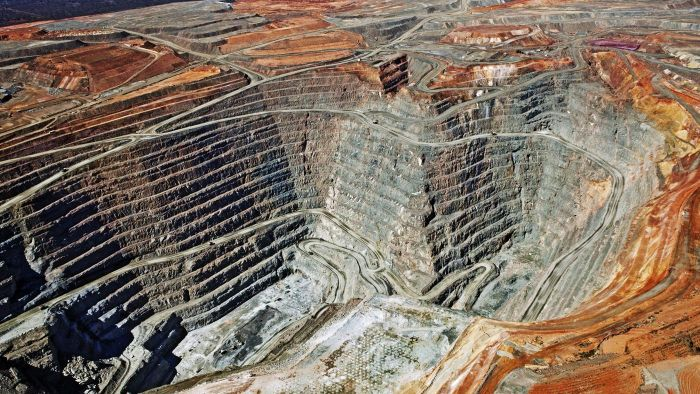 How Is Gold Mined?