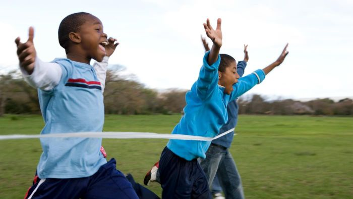 What Is a Good Age for a Kid to Start Running Races?