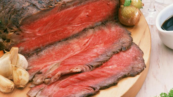 What Is Good Way of Reheating Roast Beef?