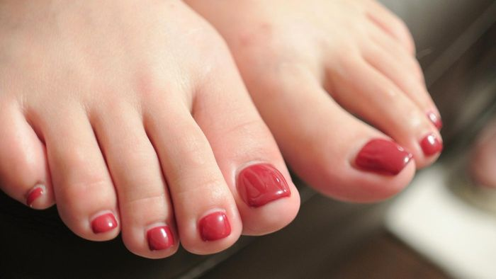 What is gout in the toe?