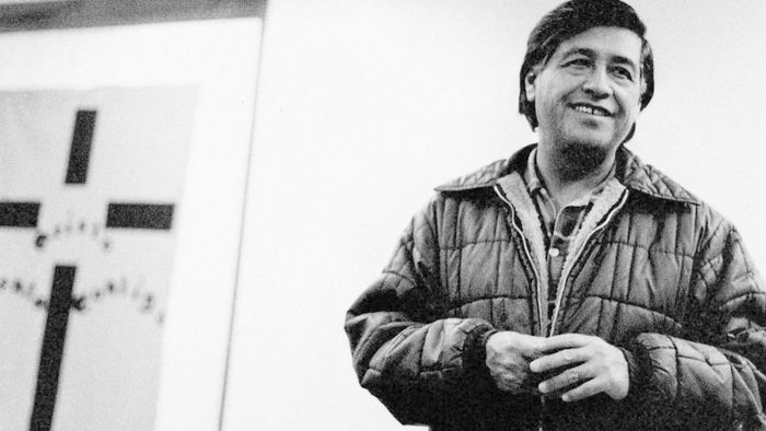 What was the greatest accomplishment of Cesar Chavez?