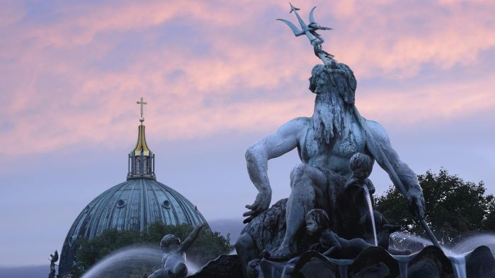 In Greek Mythology, What Are the Major Accomplishments of Poseidon?