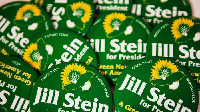 What Is the Green Party Slogan?