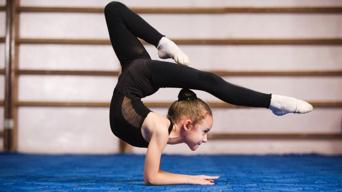 Where Are Gymnastic Lessons for Kids Held in Denver?