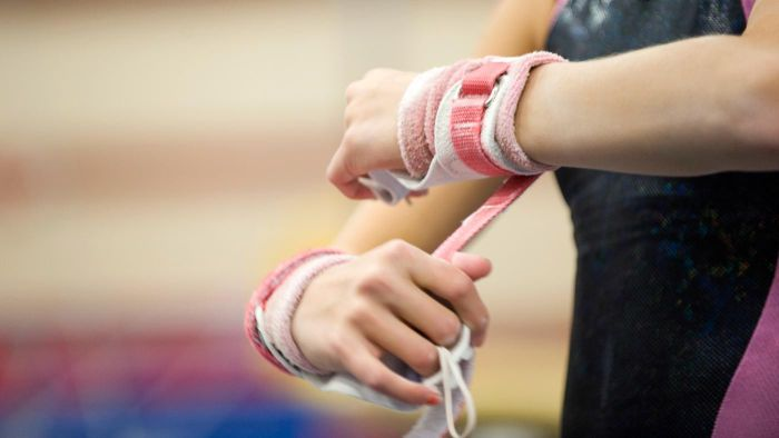 Why Do Gymnasts Wear Wrist Supports?