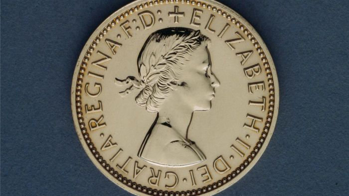 When Was the Half Pence Taken Out of Circulation?
