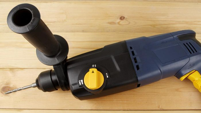 What Is a Hammer Drill Used For?