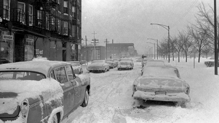 What Happened in the Chicago Blizard of 1967?