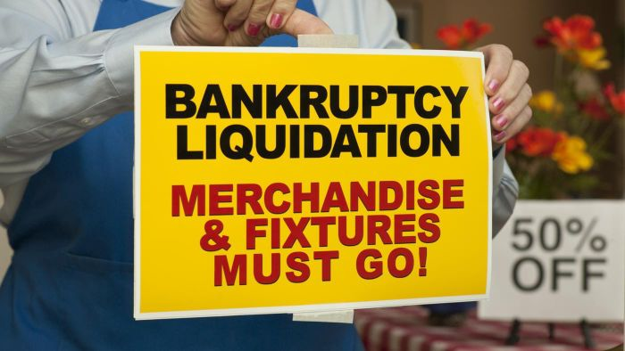 What Happens When a Company Goes Into Liquidation?