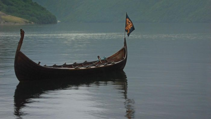 What Happens During a Viking Funeral?