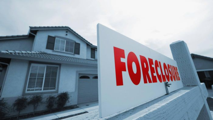 What happens if my house is repossessed?