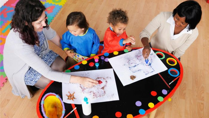 What Happens at a Playgroup?