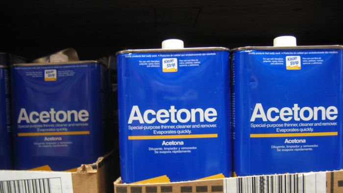 What Are the Health Hazards of Acetone?