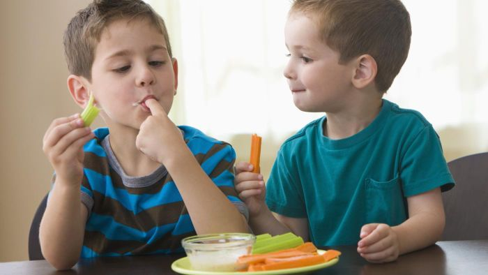 What Are Healthy Snacks for Preschoolers?