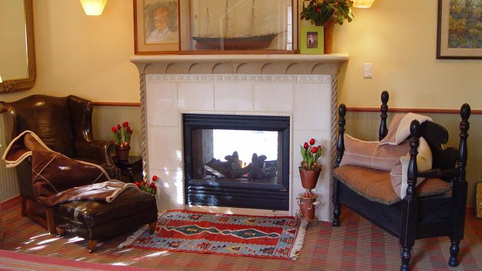 What Is a Hearth Room Used For?