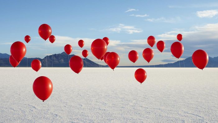 Why Do Helium Balloons Float?