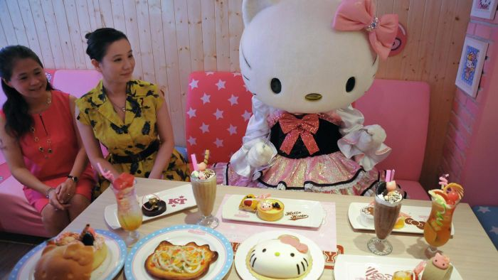 What Are Some Hello Kitty Birthday Party Ideas?