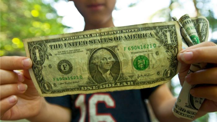Where Is the Hidden Spider on the $1 Bill?