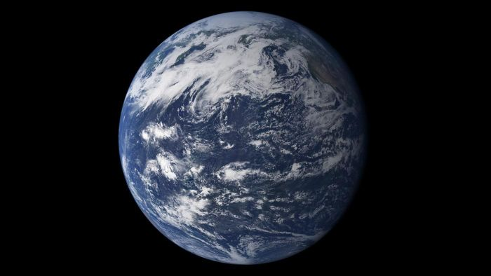 How high does the earth's atmosphere extend?